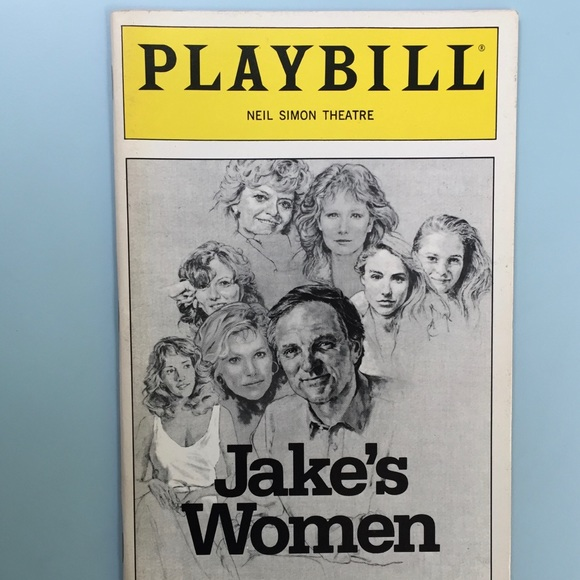 Playbill Other Playbill Jakes Women Alan Alda Tracy Pollan 992 Poshmark Well, i think they're funny. poshmark